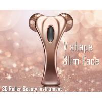 3D Roller beauty tool V shape slim face massage Instrument
