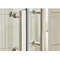 Simple Design Bathroom Shower Room Sliding Shower Door Open Style Royalstar