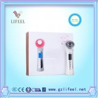 China Galvanic Photon Ultrasonic Ion Facial Massage,Health Instrument home use beauty equipment on sale