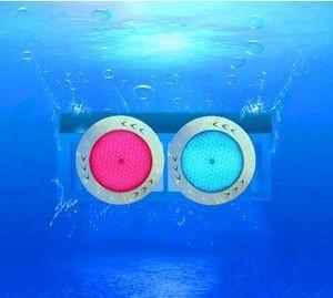 China 12V RGB 3 years warranty 100% waterproof resin LED underwater pool light LED pool light on sale