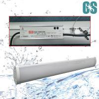 Waterproof LED Linear Light / 100 - 240V AC LED Tri Proof Light