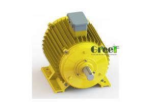 China Free Energy Magnetic Electricity Generator Steel Generator Shell on sale