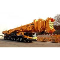 Heavy Construction Machinery RT80 80 Ton All Wheel Drive Big Rough Terrain Tractor Crane