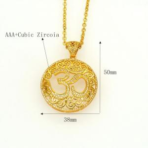 China Vintage Style Women/Men jewelry Gift 18K Gold Plated Fashion african Jewelry Pendant on sale