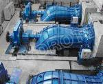 High Efficiency Hydro Turbine S Type Turbine for Heads 2m - 20m Hydropower Project