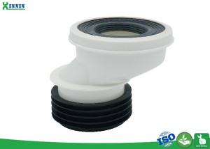 China 50mm Offset Toilet Soil Pipe Connectors , Soil 4 110Mm Plumbing Accessories on sale
