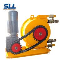 China Industry Electric Peristaltic Mortar Pump Acid Resistant For Chemical Slurry on sale