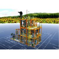 China Heavy Engineering Projects Coal Gasifier Generators / Coal Gasifier Power Plant on sale