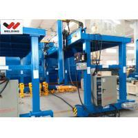 Professional H / I Beam Flange And Seam Welding Line Automatic Welding Machine