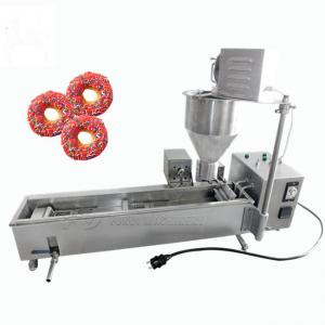 China Commerical Food Processing Machinery Donut Maker Machine Stainless Steel on sale