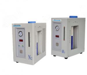 China Water Electrolysis Pure Hydrogen Generator / Laboratory Gas Generators Dimension 320*180*350MM on sale