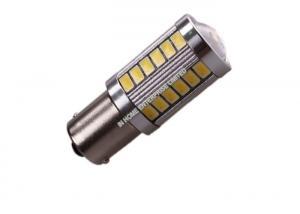 China 1156 BA15S 50 Auto Led Light Bulbs Tail Brake Signal Light Bulb 12v on sale