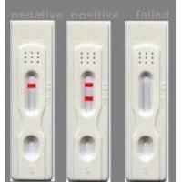 Flu Rapid One Step Test Kits Influenza Rapid Test Device CE Mark