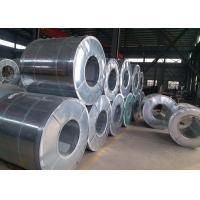 55% Aluminum Zinc Coated Steel Sheet Customized Color Chromated Surface Treatment