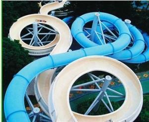 China Spiral slide on sale