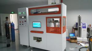 China Fire Testing Equipment Cone Calorimeter ISO 5660  Smoke Density Test on sale