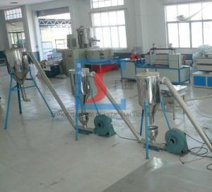 China High Precision Plastic Granules Machine For produce CPVC granules , WPC granules on sale