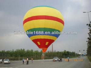 Quality Colorful Self Inflating Advertising Balloons , Inflatable Helium Balloon for sale