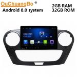 Ouchuangbo car audio headunit stereo android 8.0 for JAC Refine M3 2015 support USB SWC wifi blurtooth