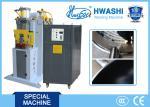 soldadora de la descarga del condensador 18KVA, máquina antiadherente de la soldadura por resistencia a salientes del Cookware