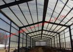 Sandwich Panel Cladding Poultry Steel Framing Systems Structural Steel Construction Shed