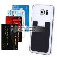 Silicone Smart Wallet Purse, Credit Card & Business Card Holders