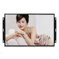 China Custom 17 Inch Open Frame LCD Display Digital Signage For Kiosk / Atm Machine on sale