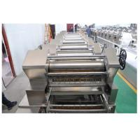 50 - 500kw Commercial Noodle Machine , Non Fried Instant Chinese Noodle Maker Machine