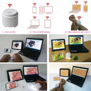 China WiFi Microscope for iPhone, iPad, Android, tablet, PC on sale
