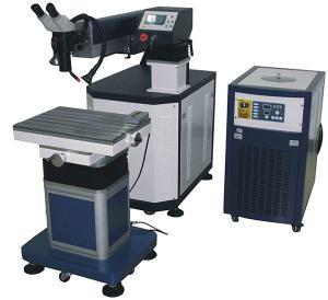 China Hand Laser Mould Welding Machine, 50 HZ Laser Mould Welding Welder Machine 200W on sale