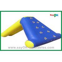 Custom Residential Inflatable Water Slide , Kids Water Pool Toys