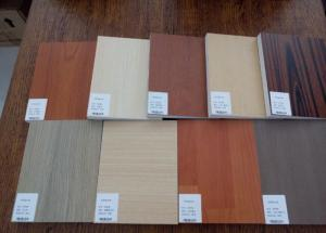 China Wood Grain Laminated Foam Board Indoor Wall Flame Retardant Energy Saving on sale