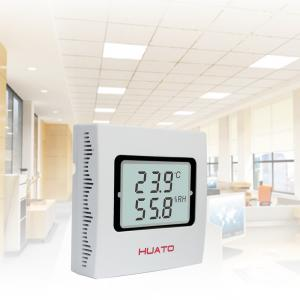 China Industrial Voltage Data Logger / Temperature And Humidity Sensor With Display on sale