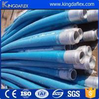 China 64mm Flexible Rubber Hose For Concrete Pump/Shot-Crete Hose 85bar on sale