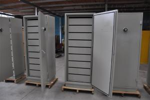 China Commercial Fire Safe File Cabinets 7 Drawer For CD / Tape / Camera Storage on sale