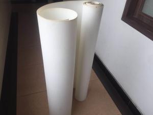 China Garden TPO Membrane Roof , Basement TPO Single Ply Membrane Custom Thickness on sale