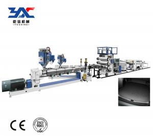 China Car Boot Plastic Sheet Extruder machine on sale