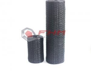 China Experienced Supplies Welded and Hexagonal PVC Coated Wire Mesh With 18 Gauge Wire on sale