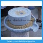 Lait de soja faisant la machine de meulage de machine/soja/la machine de broyeur moulin de pierre