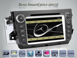 China Touch Screen Benz DVD GPS with Video EQ in Dash Digital TV for Mercedes Smart ST-9310 on sale