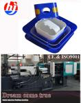 food container plastic frozen food packaging injection molding machine manufacturer black mould production line in China