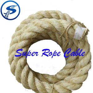 China Sisal Rope,Abaca Rope,Fiber Rope,Manila Rope on sale