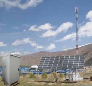 China GPOWER 10KW Solar Power System For BTS Power Supply on sale