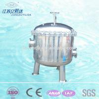 High Pressure Resistance Cartridge Filters For Water Treatment Precision Filter