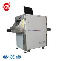X Ray Metal Detector Scanner , Luggage Metal Detecting Equipment