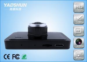 China Dual Lens Ambarella Car DVR Video Recorder Cycle Recording Camcorder on sale