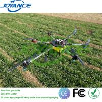 China JT15L-608 water pump sprayer drone agriculture spraying UAV drone with electrostatic nozzles on sale