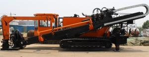 China Trenchless Horizontal Directional Drilling Rig Machine for 80 ton on sale