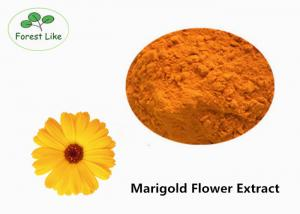 China Food Additive Natural Pigment Powder Pure Marigold Flower Extract Lutein 5% on sale