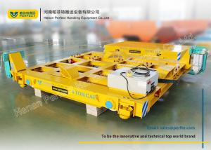 China Warehouse Handling Automated Guided Vehicles Stable Start Safety Operating Voltage on sale